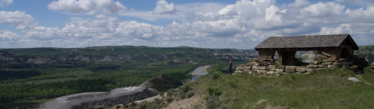 Photos from our Day at Theodore Roosevelt National Park (North)