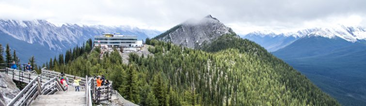 """Photos from our day """"Above"""" Banff and on Hwy 40"""