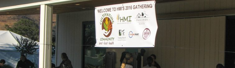 Speaking at the HMI 2016 Gathering!
